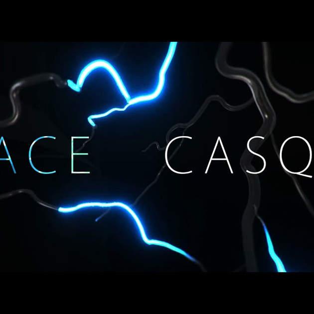 SPACE CASQUE