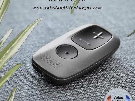 Mando a distancia para audífonos Resound