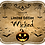 """Thumbnail: Limited Edition Halloween Candle """"Wicked"""""""