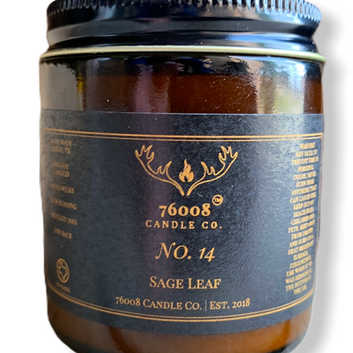 8 oz. No. 14 Sage Leaf