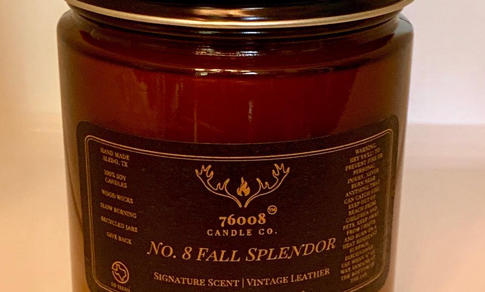 8 oz. No. 8 Fall Splendor