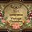 "Thumbnail: Limited Edition Christmas Candle ""Vintage Christmas"""