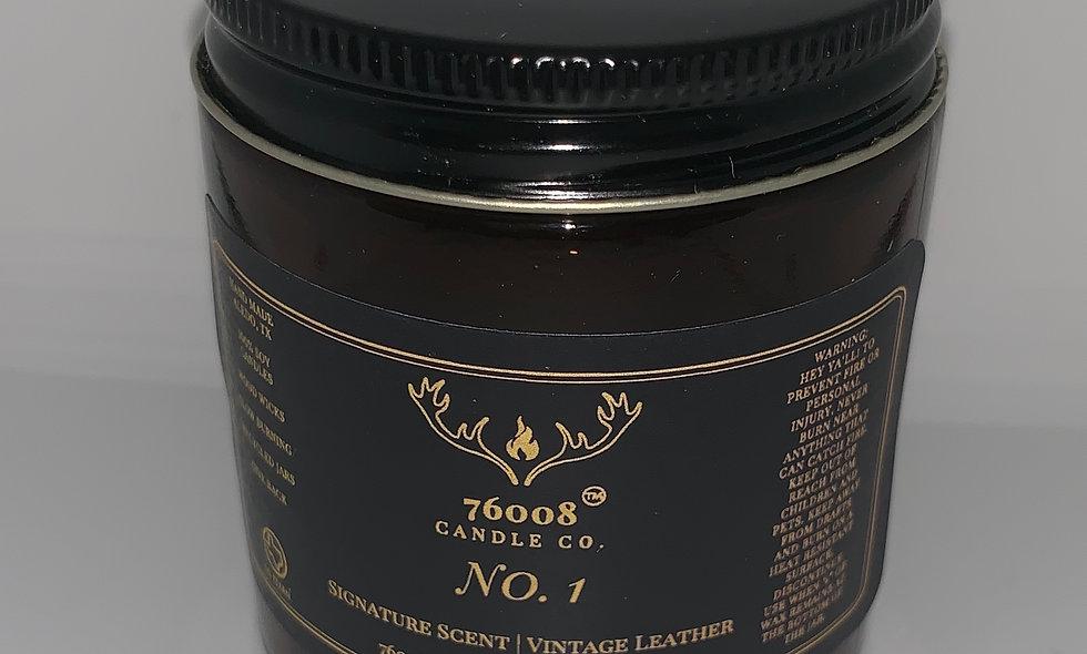4 oz. No.1 Vintage Leather