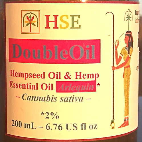 Hemp DoubleOil - 200ml