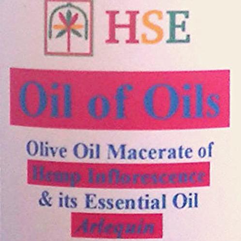 """Oil of Oils """"Arlequin"""" - 50mL (CBG+)"""