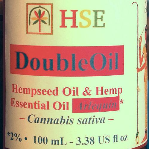 Hemp DoubleOil - 100ml