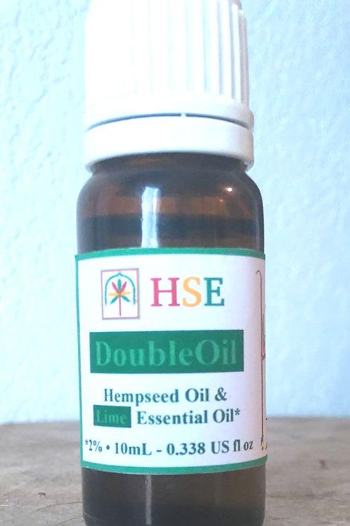 Lime DoubleOil - 10ml