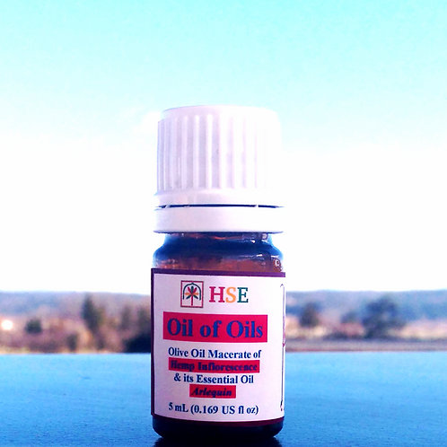 "Oil of Oils ""Arlequin"" - 5mL (CBG+)"