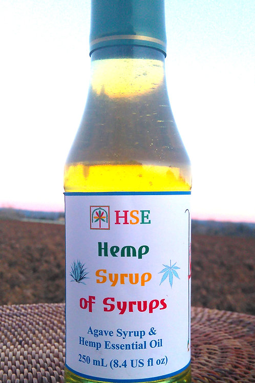 Hemp Syrup of Syrups