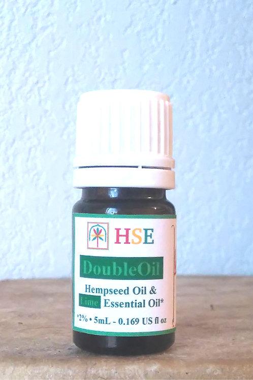 Lime DoubleOil - 5ml