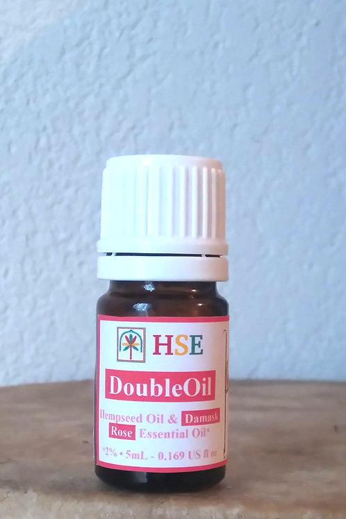 Damask Rose DoubleOil  - 5ml
