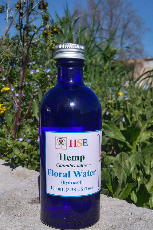 Hemp Floral Water - 100mL