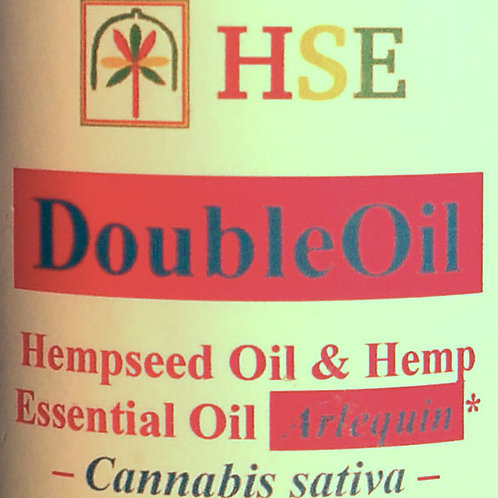 Hemp DoubleOil - 500ml