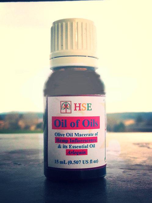 """Oil of Oils """"Arlequin"""" - 15mL (CBG+)"""