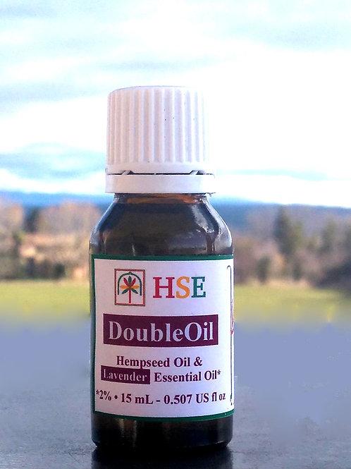 Lavender DoubleOil - 15ml