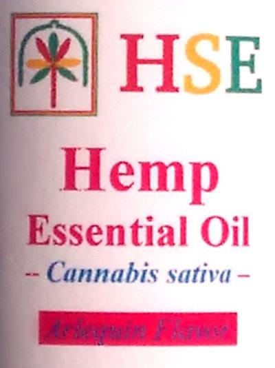 "Pure Hemp Essential Oil ""Arlequin"" - 1 kg"