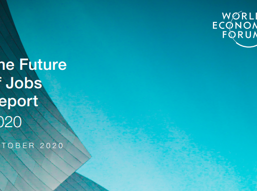 Future of Jobs. Report by World Economic Forum 2020.