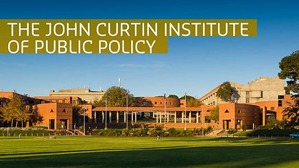 Dr Dorel Iosif talking at John Curtin University