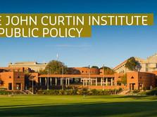 Webinar: Dr Dorel Iosif at the invitation of John Curtin Institute for Public Policy.