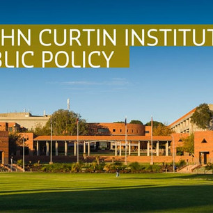 Webinar: Dr Dorel Iosif at the invitation of John Curtin Institute for Public Policy.