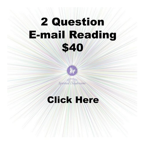 Standard E-Mail Reading - 2 Questions