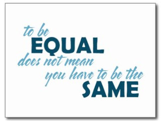 Equality... are we there yet?