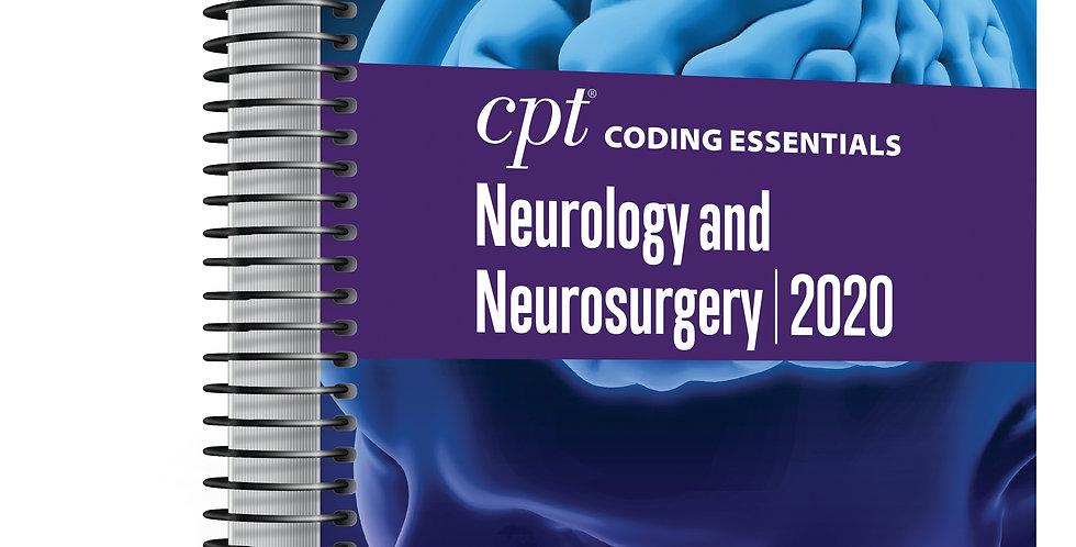 CPT Coding Essentials Neurology and Neurosurgery