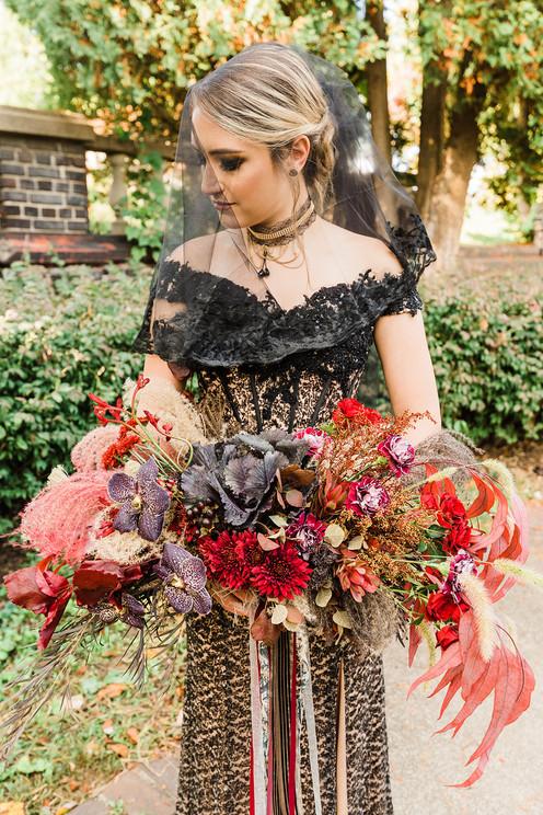 Goth Bouquet