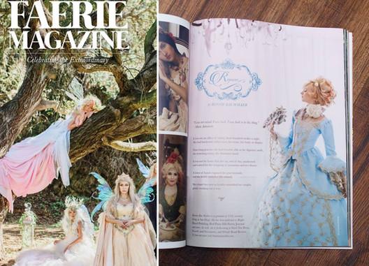 Featured in Faerie Magazine