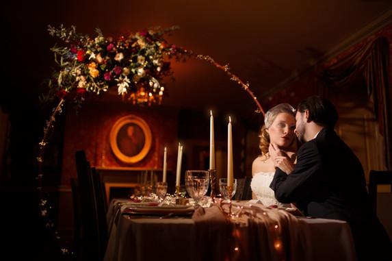 Featured in Burgh Brides