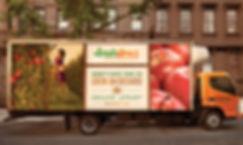 FreshDirect truck