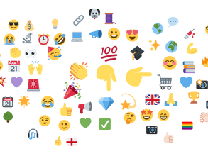 365 days of UK higher education emoji
