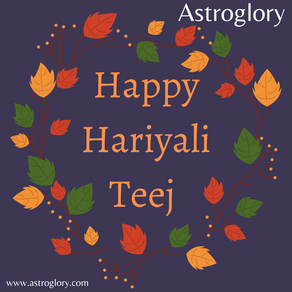 Wishing you all A Very Happy Hariyali Teej!