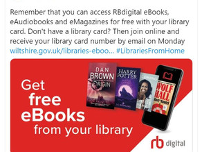 Wiltshire Libraries free eBooks
