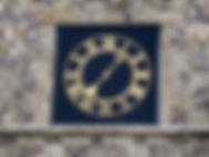 New clockface in place .jpg