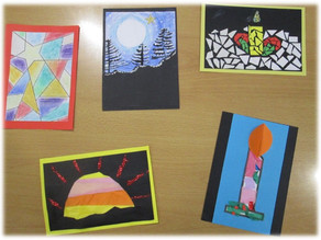Stratford School's Annual Christmas Art Competition