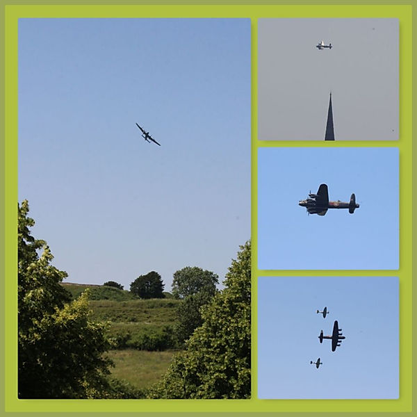 Battle of Britain Memorial Flight Avro L