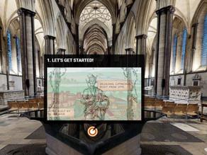 Visit Salisbury Cathedral - virtually