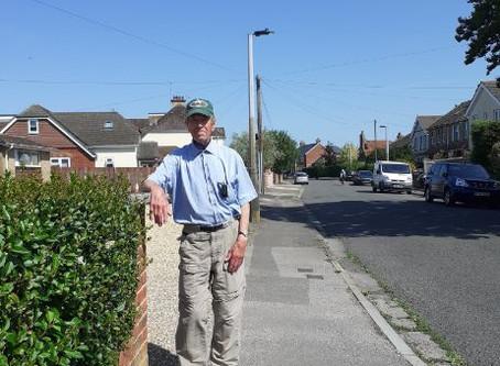 98 miles of 99 mile walk to save Bristol Britannia completed
