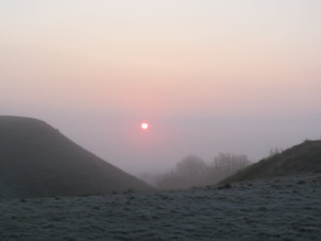 Frosty start to May Day