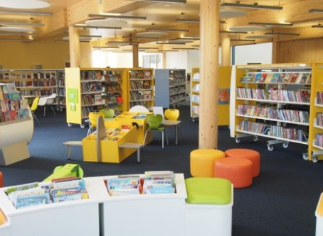 Library reopening - have your say