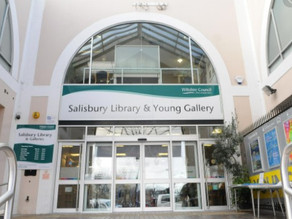 Salisbury Library open for Click & Collect service