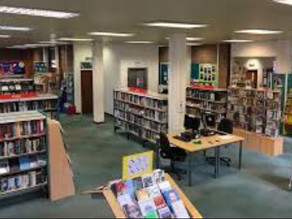 Salisbury Library - phased re-opening