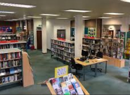 Salisbury Library to re-open 3 days each week from 4 August