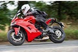 Seeking a motorcyclist .....