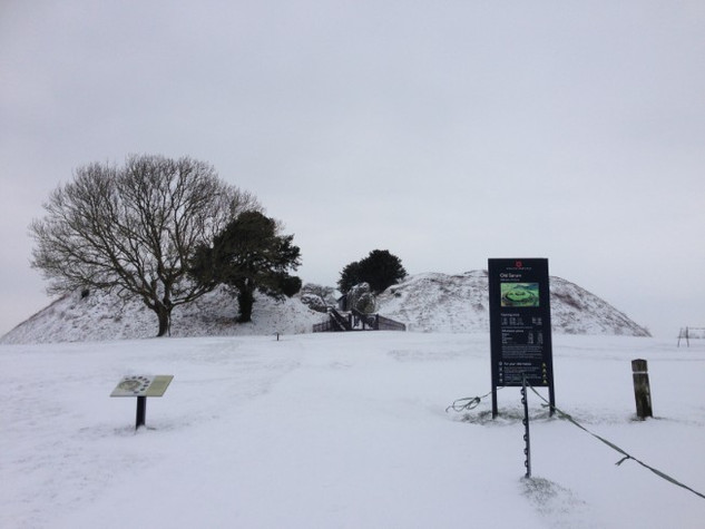 Old Sarum closed to visitors 18 March 2018