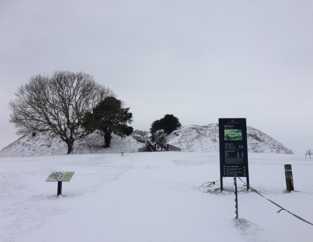 Old Sarum closed to visitors 18 March 20