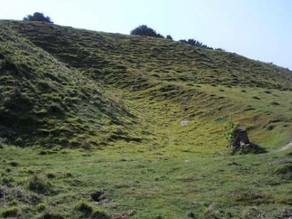Old Sarum: The Pit, The Pile, The Possible Pillbox - an Update