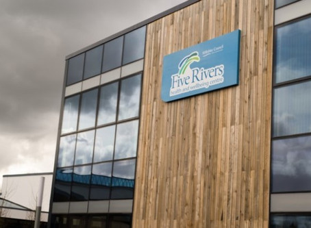 Five Rivers Leisure Centre to re-open 3 August