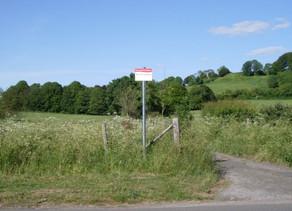 Prohibition of Vehicles order for Gradidge Lane